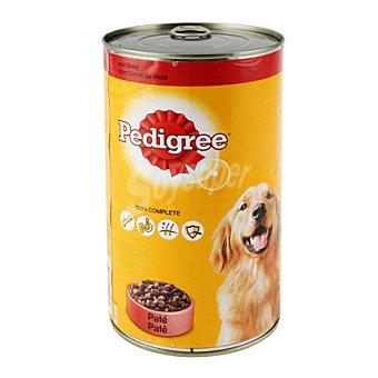 Pedigree Paté en trozos con buey para perros 1200 g
