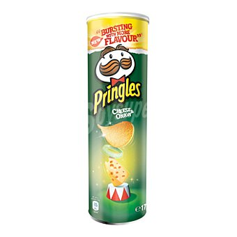 Pringles Patatas cheese & onion 175 g