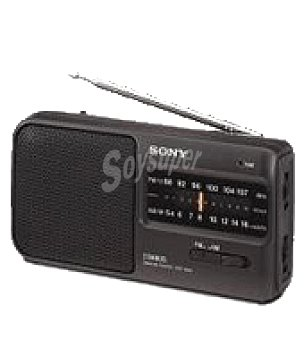 Sony Radio portatil icf 390 bl sony