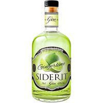 Siderit Ginebra Gingerlime Botella 70 cl