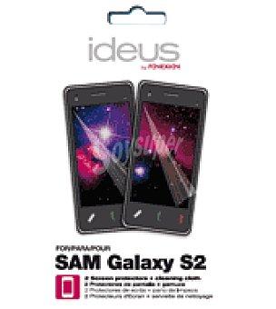 Ideus Protector de pantalla para samsung galaxy s 2 ideus