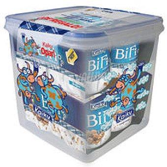 Kaiku Bifi Activium con tupper Pack 8x125 g