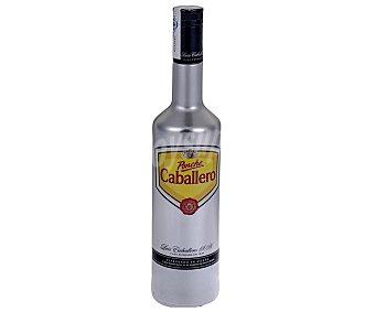 CABALLERO Ponche licor original  botella 70 cl