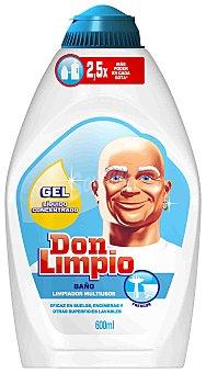 Don Limpio Limpiahogar baños 600 Mililitros