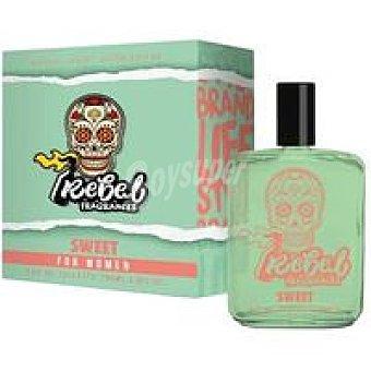 Rebel Colonia para mujer Sweet 100 ml
