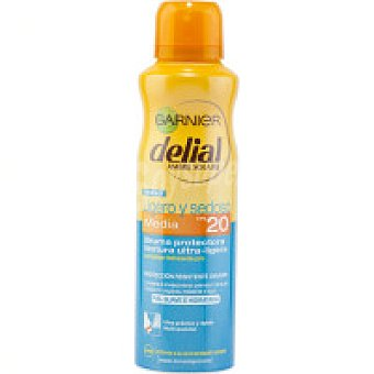 Delial Garnier Bruma Sedosa F20 Spray 150 ml
