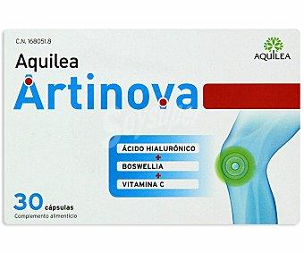 ARTINOVA Complemento alimenticio, ácido hialurónico+boswellia+vitamina C 30 C