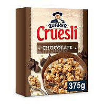 Quaker Cruesli chocolate 375 g