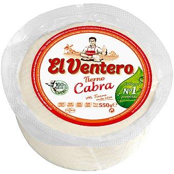 EL VENTERO queso mini de cabra tierno pieza 550 g
