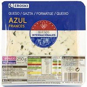 Eroski Queso azul Tarrina 250 g