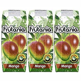 Frutania Néctar de mango Pack 3 envase 250 ml
