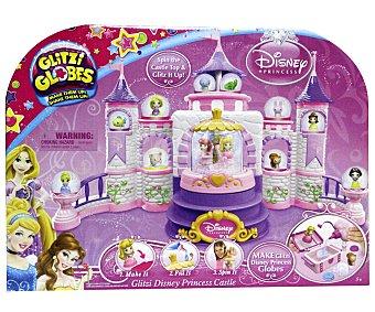 DISNEY Playset Glitzi Globes Castillo Princesas 1 Unidad
