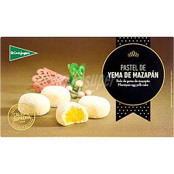 El Corte Inglés Pasteles de yema de mazapán de Toledo Estuche 300 g