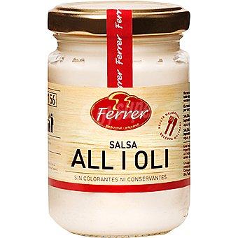 FERRER Salsa ali oli frasco 140 g