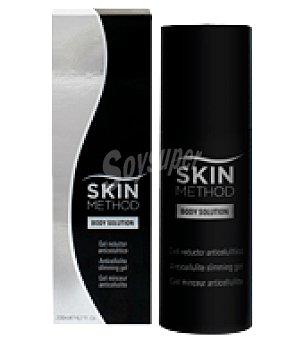 Skin Method Gel anticelulitico reductor body sol 200 ml