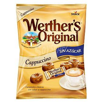 Werther's Caramelos capuccino sin azúcar 90 g