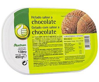 Productos Económicos Alcampo Helado Chocolate Tarrina 1L