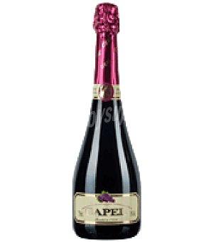 Capel Vino espumoso tinto sin alcohol 75 cl