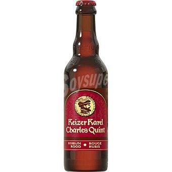 CARLOS V RUBY Cerveza belga botella 33 cl 33 cl