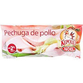 Kepollo Pechuga de pollo cocida 400 g