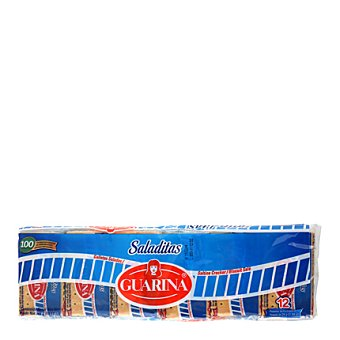 Guarina Galletas saladas 288 g