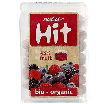 Natu-Hit Caramelos de frutos rojos ecológicos y sin gluten Envase 11 g