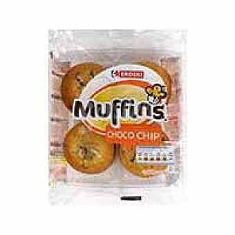 Eroski Muffin mix Eroski Paquete 4u 280 gr