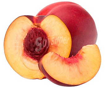 FRUTA Nectarinas, bandeja 600 gramos