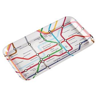 QUO Fuente Cake metro Londres 30 x 16 cm