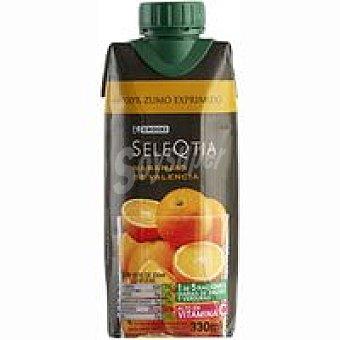 Eroski Seleqtia Zumo de Naranja de Valencia 0,33 l