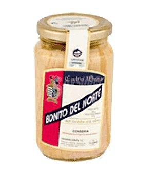 Conservas Zubieta Bonito norte aceite oliva cabo quejo 210 g