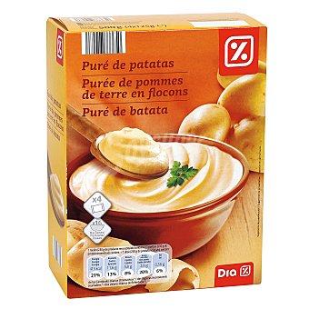 DIA Puré de patatas caja 500 gr Caja 500 gr