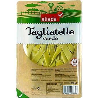 Aliada Tagliatelle verde Envase 250 g