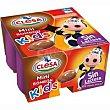Crema bombón kids Pack 4x90 g CLESA