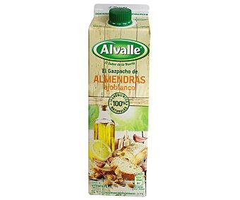 Alvalle Gazpacho de almendras Brick 1 litro