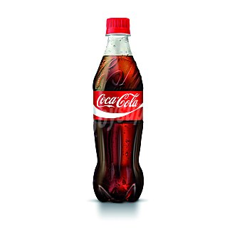 Coca-Cola Refresco de cola Botellín de 50 cl