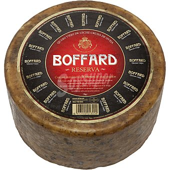 Boffard Queso curado reserva de oveja 3 kg peso aproximado pieza