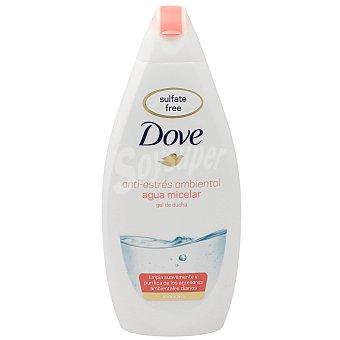 Dove Gel de ducha agua micelar anti-estrés ambiental Bote 500 ml