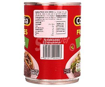 La Costeña Frijoles negros refritos Lata de 580 gramos