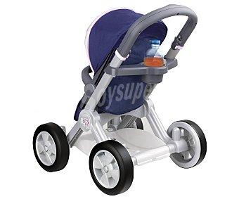 Famosa Sillita de paseo Silver Line para muñecos bebés 1 unidad