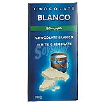 El Corte Inglés Chocolate blanco Tableta 100 g