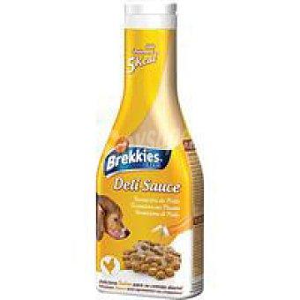 Brekkies Affinity Delicauce de pollo Botella 303 g