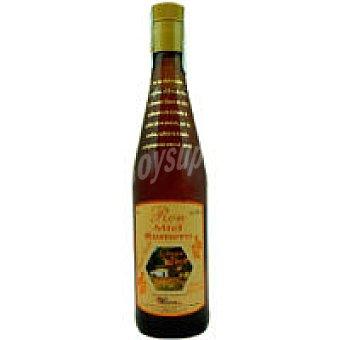 Apimancha Ron de miel de romero Botella 75 cl