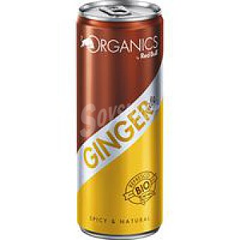 ORGANICS Ginger Lata 25 cl