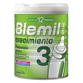 Blemil Leche Plus 3 efecto bífidus Lata 800 g