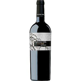 HONORO VERA Vino tinto joven monastrell 100% D.O. Jumilla botella 75 cl Botella 75 cl