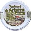 Yogur de cabra natural Tarro 350 g Arterra