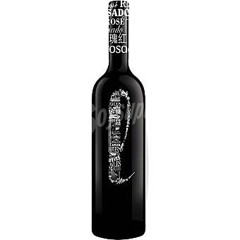 L AYLES Vino rosado de Aragón  Botella de 75 cl