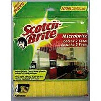 Scotch Brite Bayeta microfibras Pack 1 unid