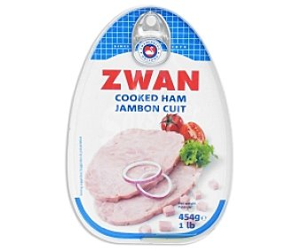 ZWAN Jamón Cocido 454 Gramos